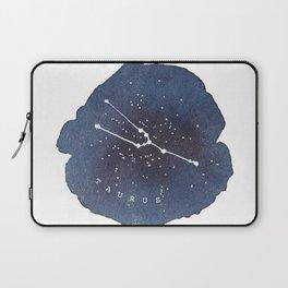 taurus constellation zodiac Laptop Sleeve
