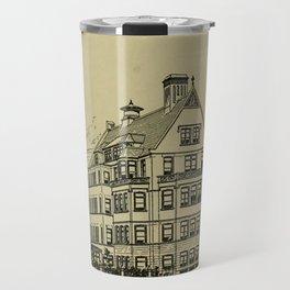 Wesley Hospital 1888 Travel Mug
