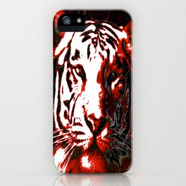 Ty- Grrr iPhone Case