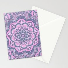 Mandala 5 Stationery Cards
