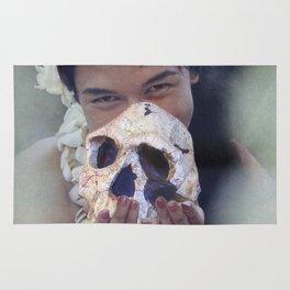 Island Cannibal - Vintage Collage Rug