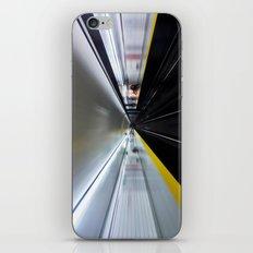Speed No 3 iPhone & iPod Skin