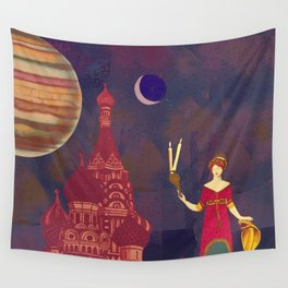 Hekate Wall Tapestry