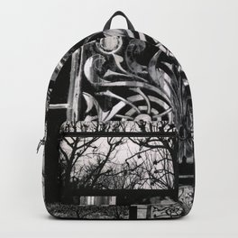 Seine Trees & Grill Backpack