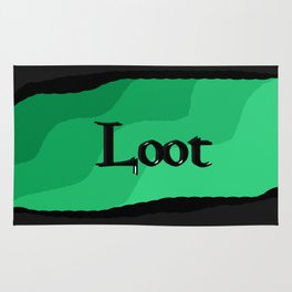 Loot: Color Sea-foam Rug