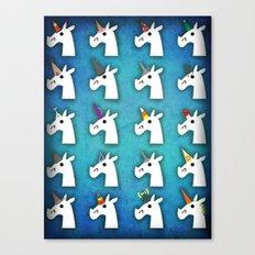 Almost Unicorn Canvas Print