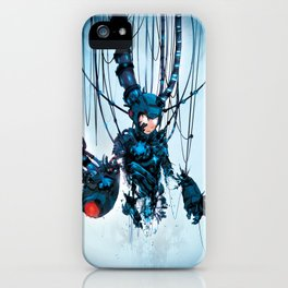 Rough Level  iPhone Case