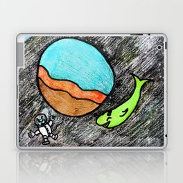 Space Fun Laptop & iPad Skin