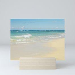 Beach Love the Secret Heart of Wonder Mini Art Print