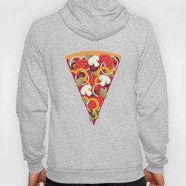 PIZZA POWER - VEGO VERSION Hoody