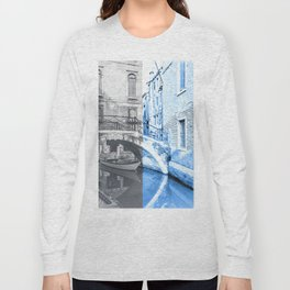 Small channel Long Sleeve T-shirt
