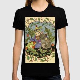 Sheltering The Little Folk T-shirt