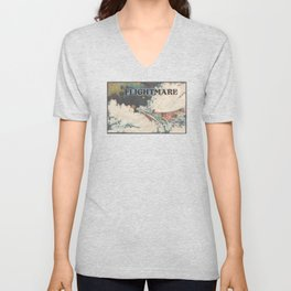 Flightmare3000 Unisex V-Neck