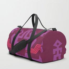 Peruvian Dragon Duffle Bag