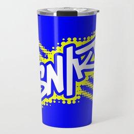snikt Travel Mug