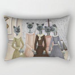 Bennet Sisters Rectangular Pillow
