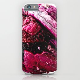 Abstract Planet v5 iPhone Case