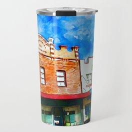 Centenary Town Travel Mug