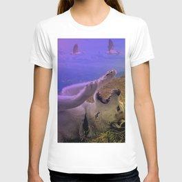 Siberian Husky Digit. Edition T-shirt