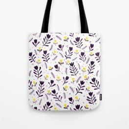 tiptoe through the tulips ... Tote Bag