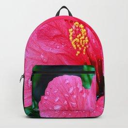 Aloha Hibiscus Backpack