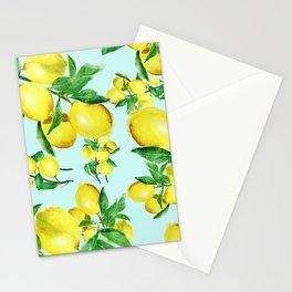 lemon 2 Stationery Cards