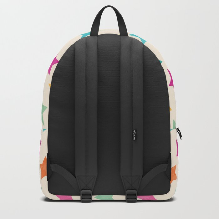 Colorful Star Backpack