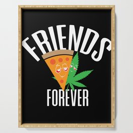 Friends forever Serving Tray