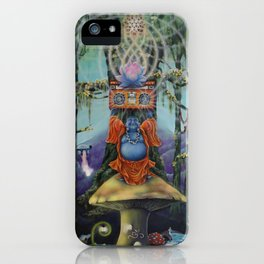 Forest Melody iPhone Case