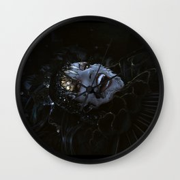 Back to dust Wall Clock