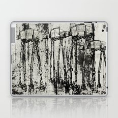 Star Wars At-At Herd by Andy Walsh Laptop & iPad Skin