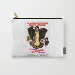 Blacula - Vintage Film Carry-All Pouch