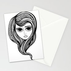 Tendrils #7 Stationery Cards
