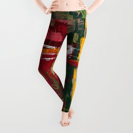 World tree Leggings