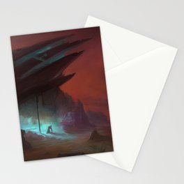 Warp Core Stationery Cards