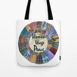 Women Wage Peace Tote Bag