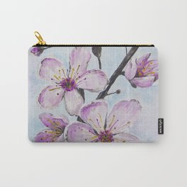 Cherry Blossoms I Carry-All Pouch