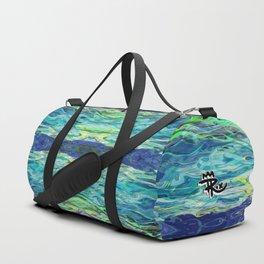 Paint Mandala no. 10 Duffle Bag