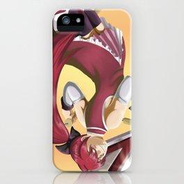 Kyoko Sakura iPhone Case