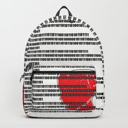 Binary Child Backpack