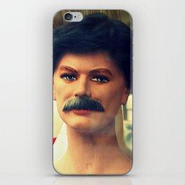 wiggy iPhone Skin