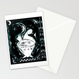 Ceremonial by Kenny Rego Stationery Cards