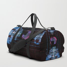 Virtual Data Earth Duffle Bag