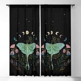 Luna and Forester Blackout Curtain