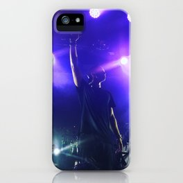 Stage Lights iPhone Case