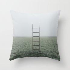 Ladders Throw Pillow
