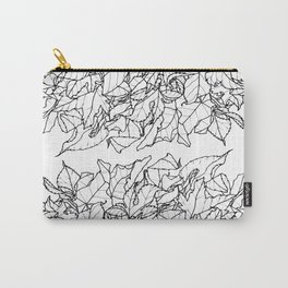 Autumn Leaves I. Carry-All Pouch