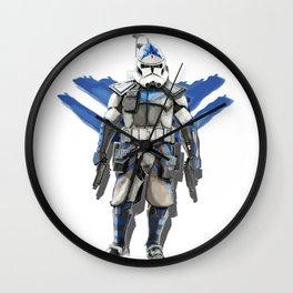 Fives Wall Clock