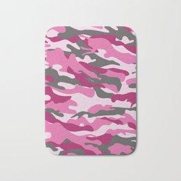 Pink Camo Bath Mat