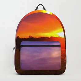 The Sun, Moon and Stars Backpack